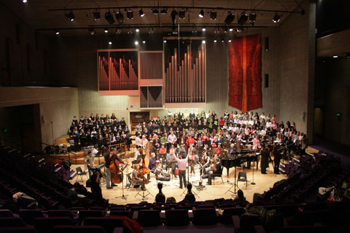 音乐 Carols at the RNCM